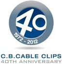 CB Cable Clips has more than 40 years on-site production and technical experience